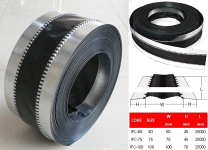 Flexible Duct Connector Techno Metal